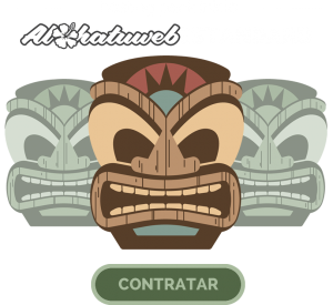 hosting pack inicio alohatuweb